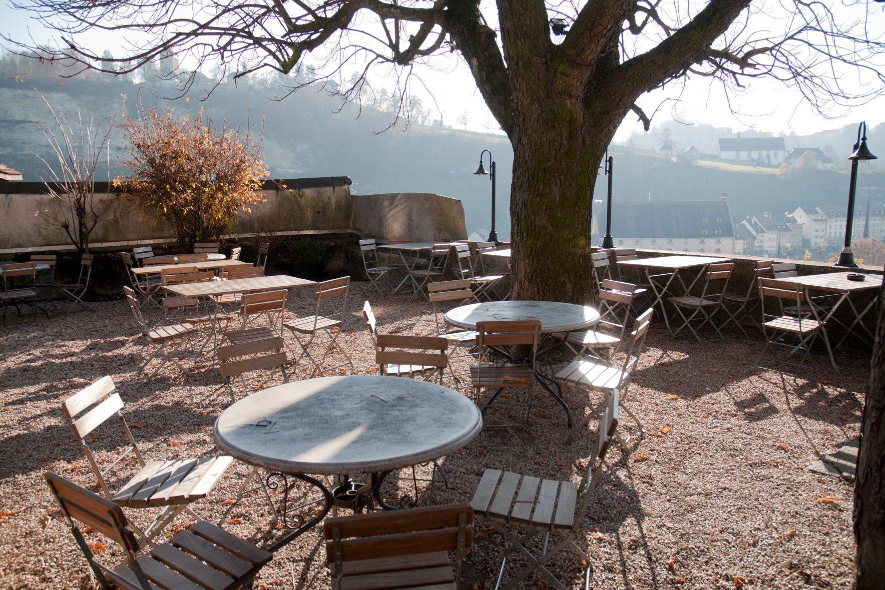 Café Du Belvédère Fribourg Joli Café Sympa Magnifique