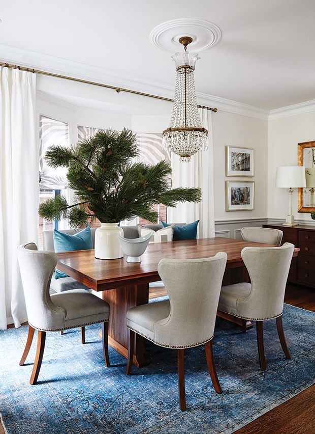 Sitting Room And Dining Room Designs: See Stunning Spaces By Sarah Richardson Design