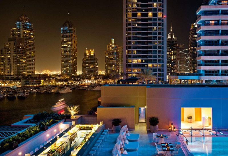 Photo Post: Grosvenor House Dubai   Dubai nightlife