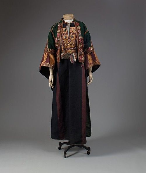 Ensemble Palestinian The Metropolitan Museum of Art