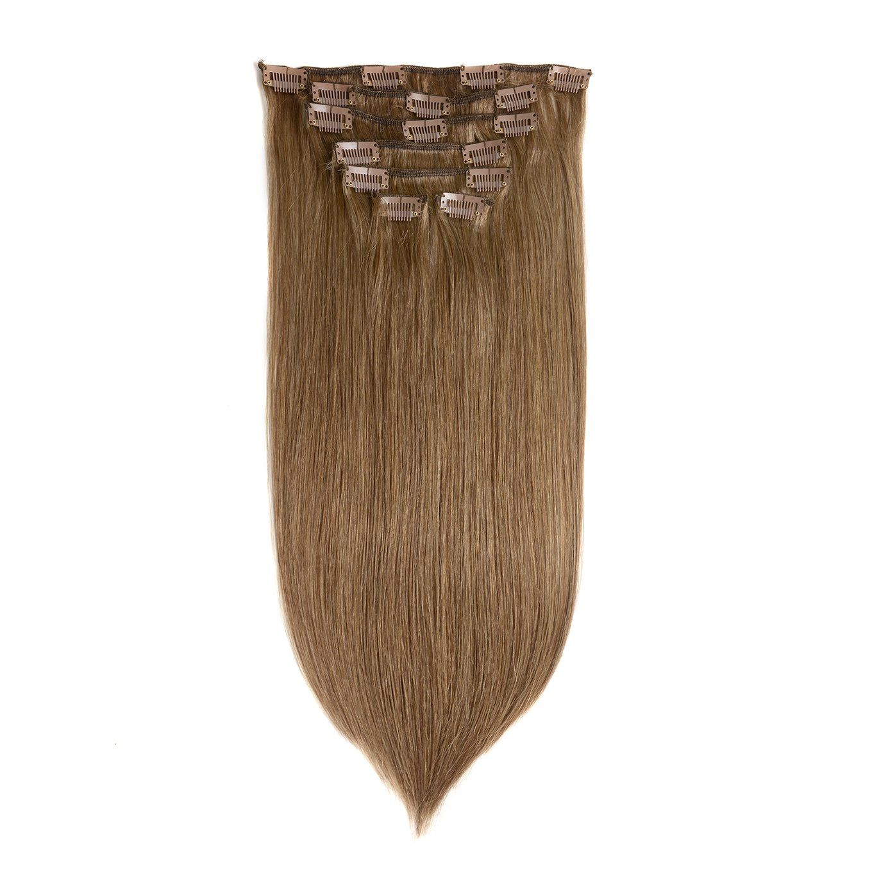 Lovbite Hair Brazilian Hair Clip In Extensions Remy Human Hair