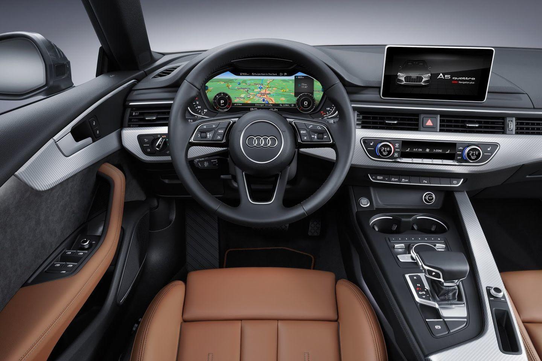Audi a5 sportback 2017 13