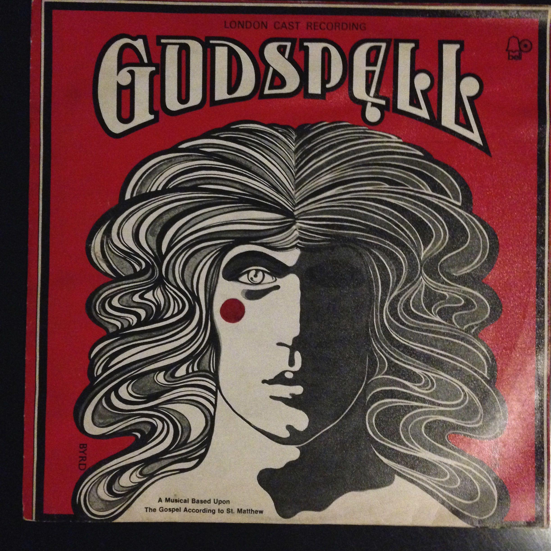 Godspell Original London Cast It Cast Originals Cast Musicals