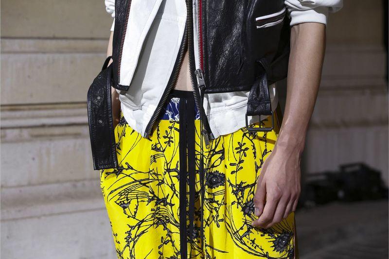 Haider Ackermann Menswear Spring Summer 2017 Paris