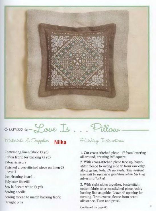 Gallery.ru / Фото #46 - Donna Kooler's Great Cross-Stitch Gifts - 777m