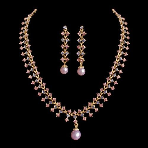 bridal jewelry set indian jewellery for wedding ornaments