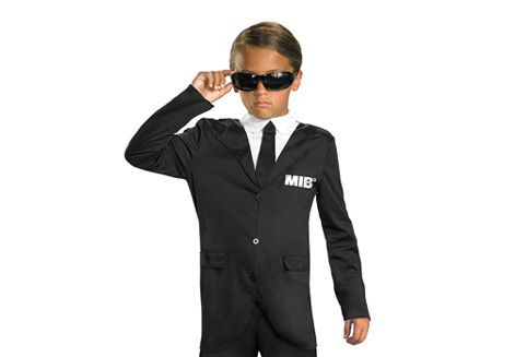 Top 10 Movie Halloween Costumes for Kids 2012