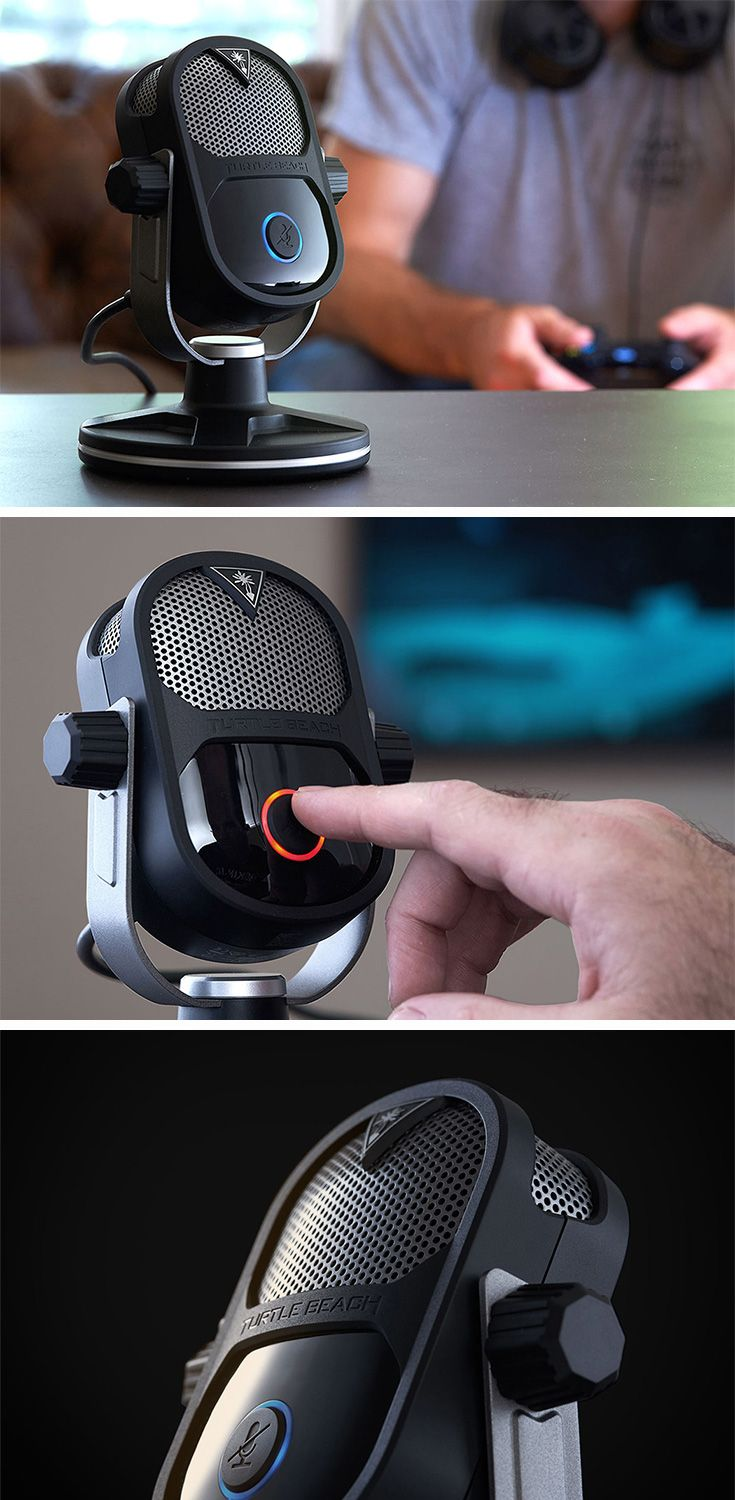 This hip new type of microphone channels a classic
