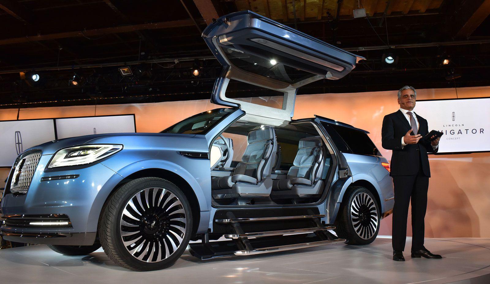 luxury lincoln navigator concept release date martocciautomotive com
