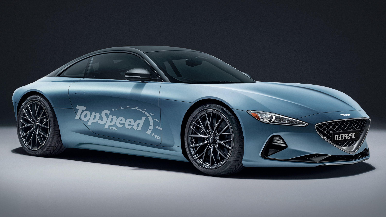 2020 Genesis Sports Car