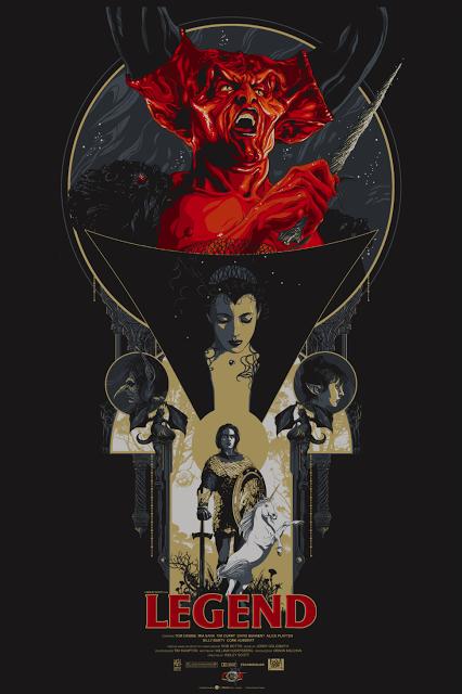 Legend - movie poster - Vance Kelly