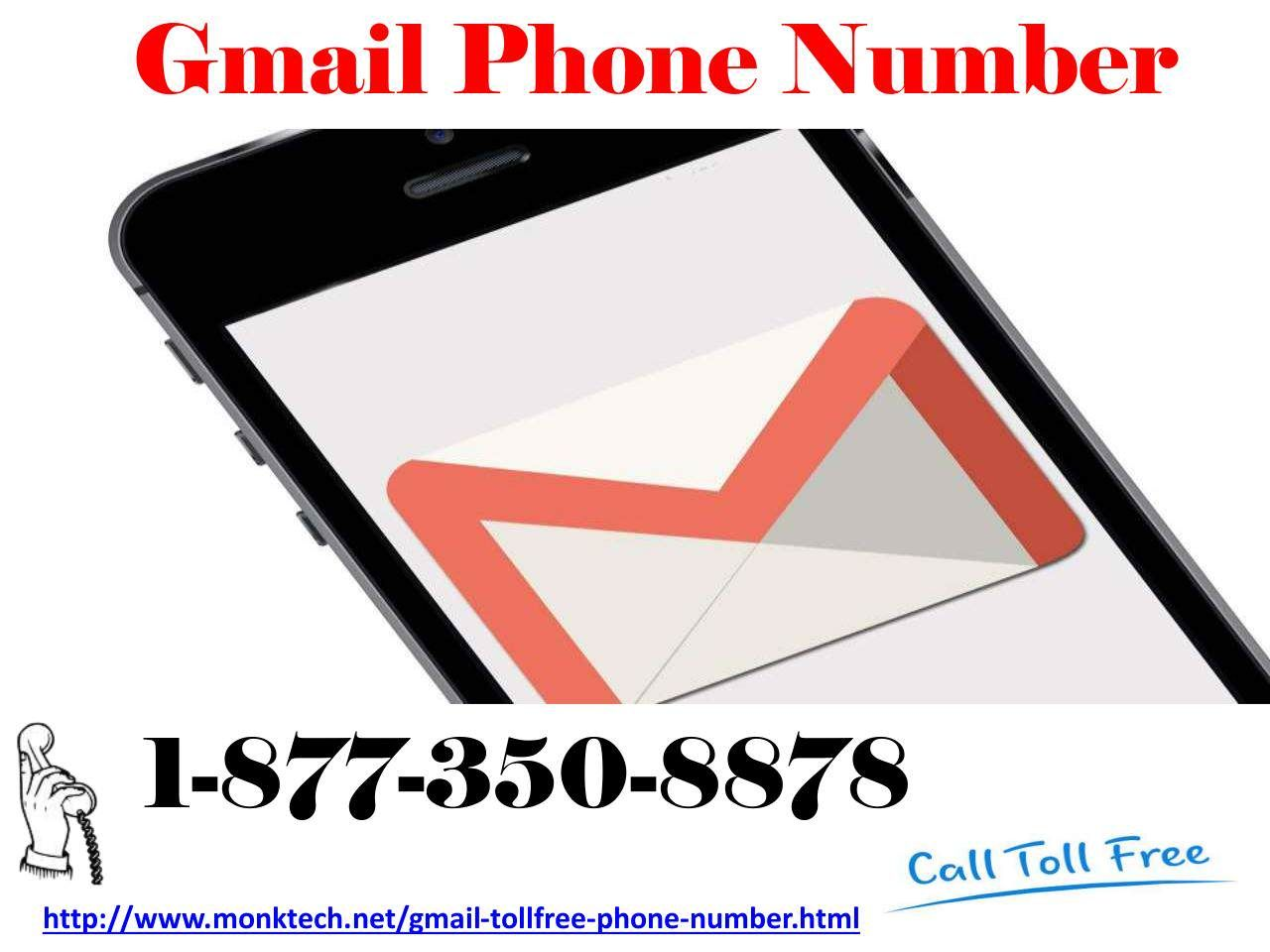 Call at gmail phone number 18773508878 to make your