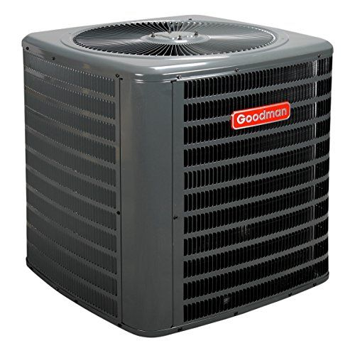 Goodman Goodman 3 Ton 14 Seer Heat Pump R410a Gsz140361 Review Air Conditioner Central Air Conditioners Air Conditioner Inverter