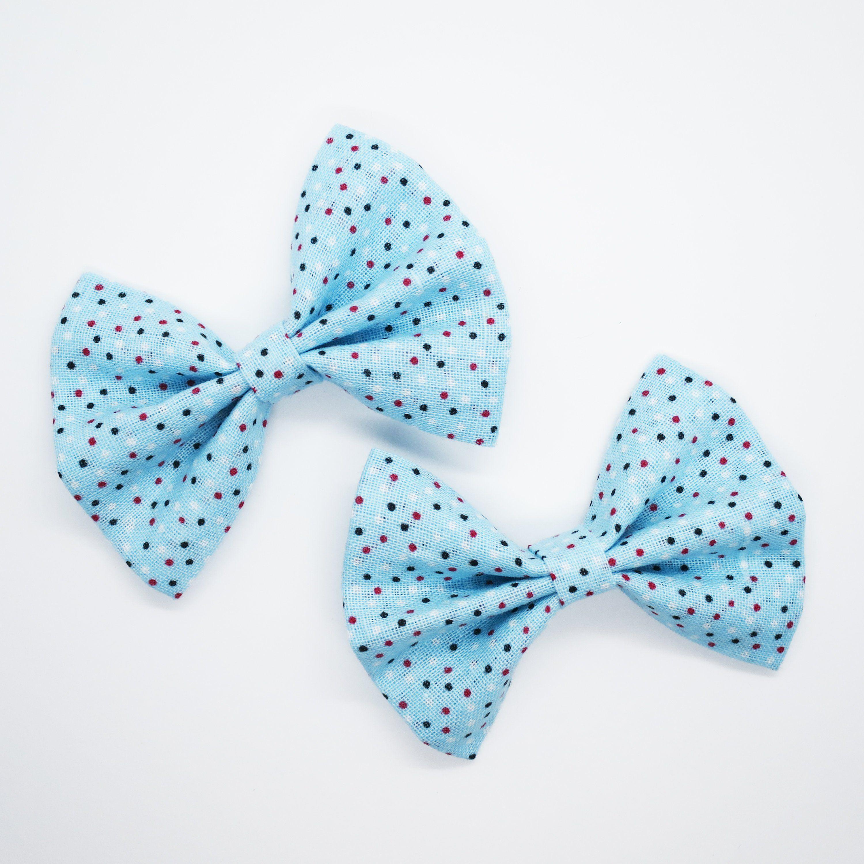 Blue Glitter Bow Headband Blue Starburst Bow Headband Blue Glitter Bow Hair Clip- Blue Glitter Bow Headband Glitter Bow Headband