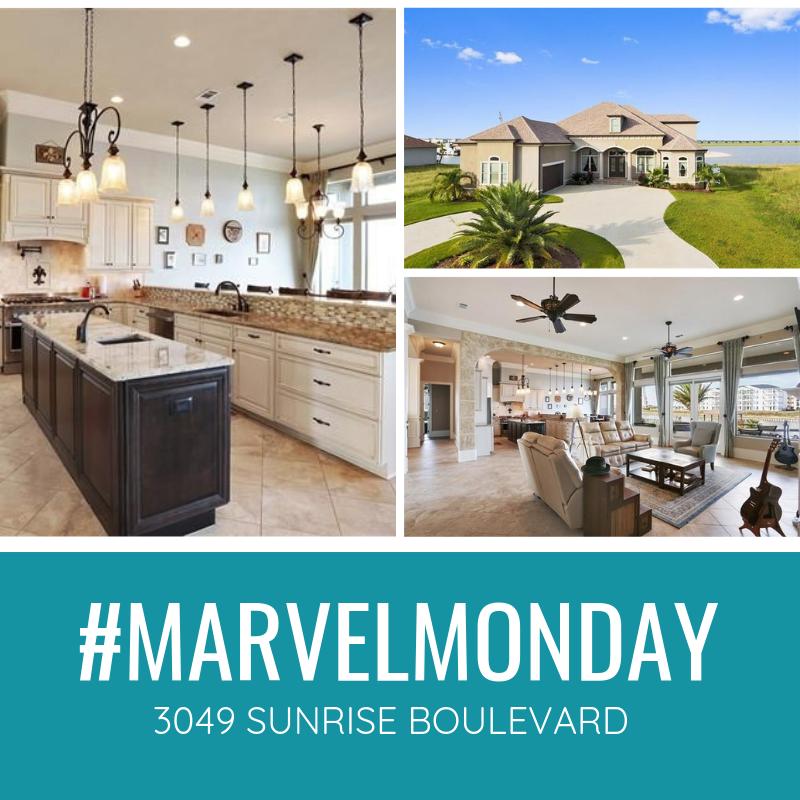 3049 Sunrise Boulevard #MarvelMonday