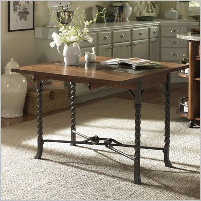 Riverside Furniture Medley Drop Leaf Dining Table 45018 582 75 Meet Transforms From A Rectangle To Square And Back