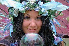 Zinnia the Fairy