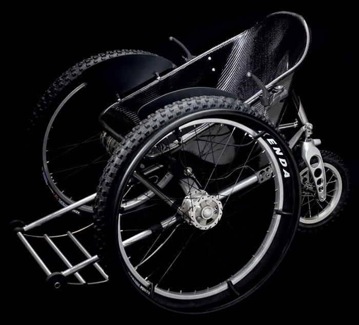 Trekinetic Is A Uk Based Company Who Builds Custom Off Road And City Manual Wheelchairs