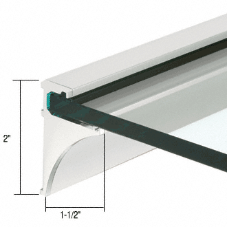 Glass Shelf Bracket Glass Shelf Brackets Floating Glass Shelves Aluminum Shelves