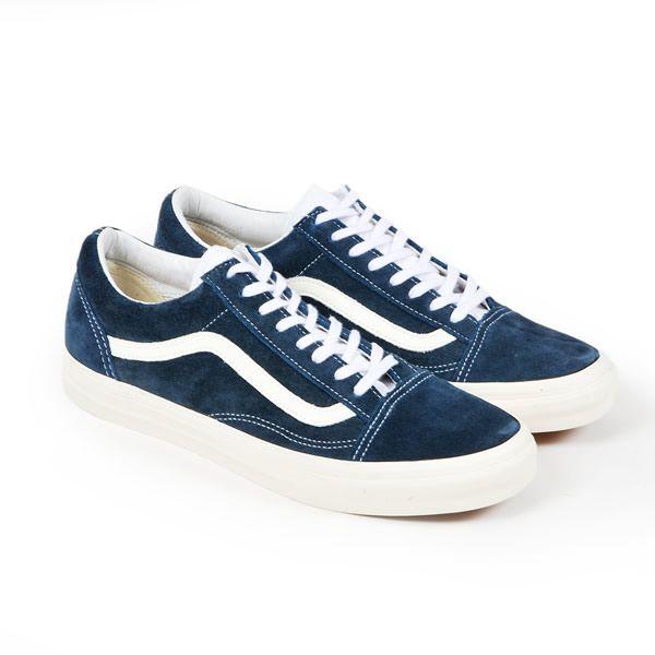Blue | Vans old skool, Vans