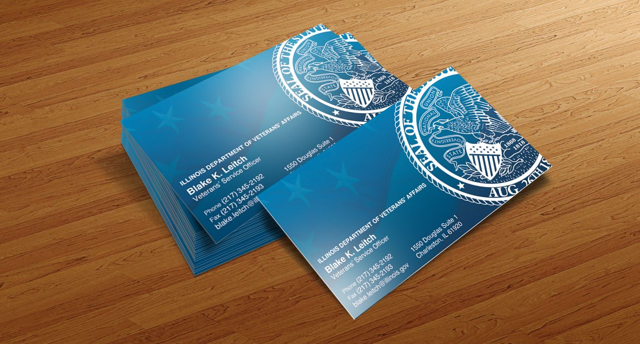 Government Business Card Design | Design Portfolio | Pinterest ...