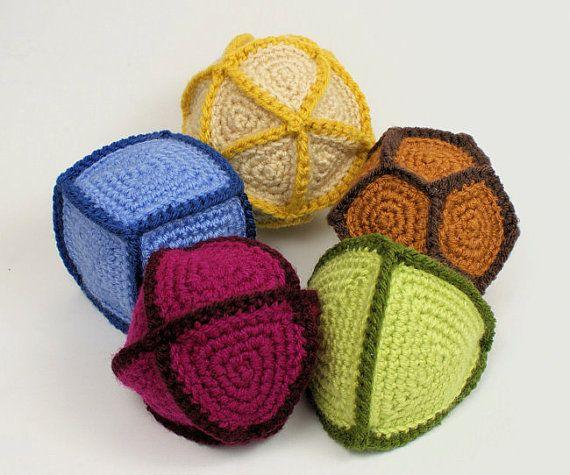 Pdf polyhedral balls five geometric crochet patterns crafting pdf polyhedral balls five geometric crochet patterns dt1010fo
