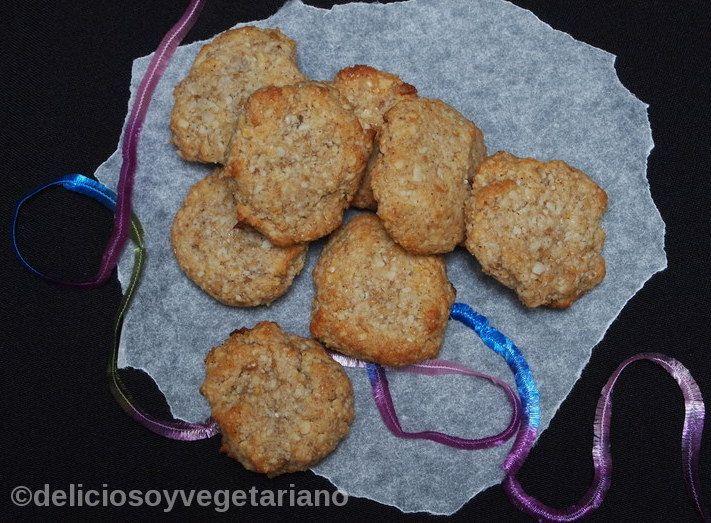 galletas de almendra