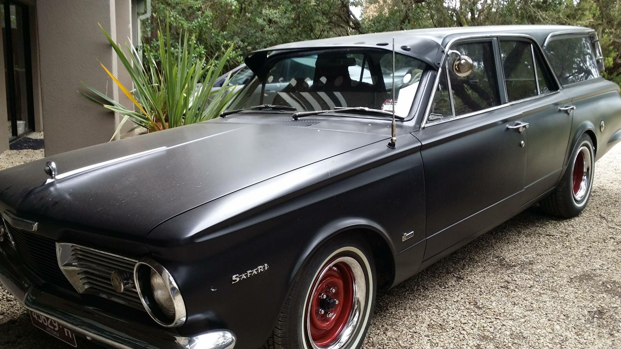 My Ride - 1965 Valiant AP6 Safari Regal. Canadian Body.   OLD ...
