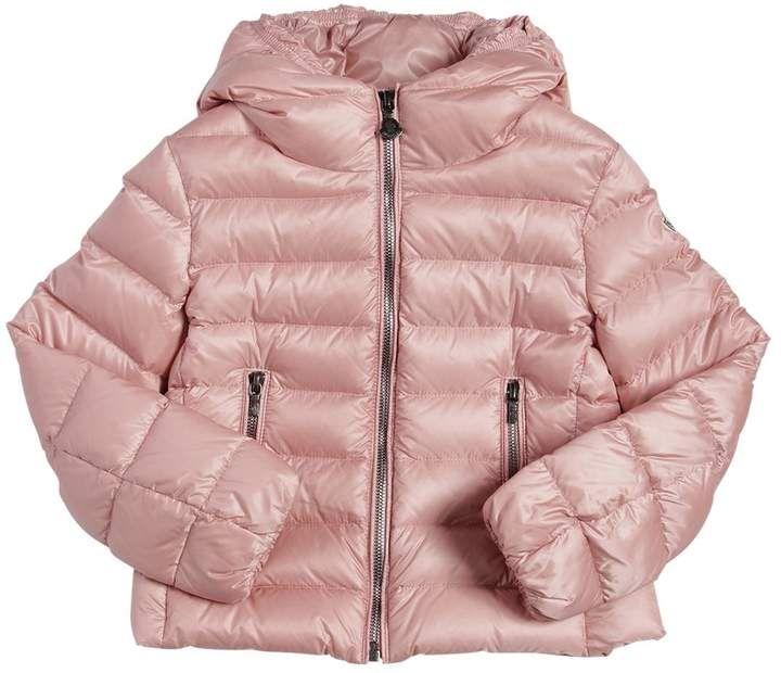 bf733e40ad35 Adorne Nylon Down Jacket  closure Elastic cuffs