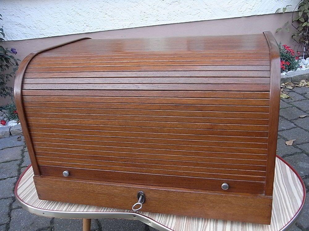 Gut bekannt Art Deco Rolladen - Schubladen - schrank als Besteck - kasten 147 BC08