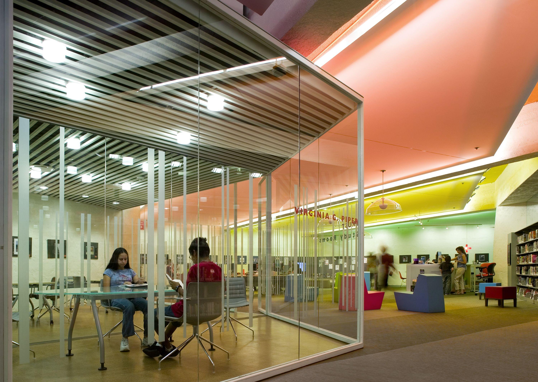 Scottsdale Civic Center Library Teen Center Scottsdale AZ Wendell