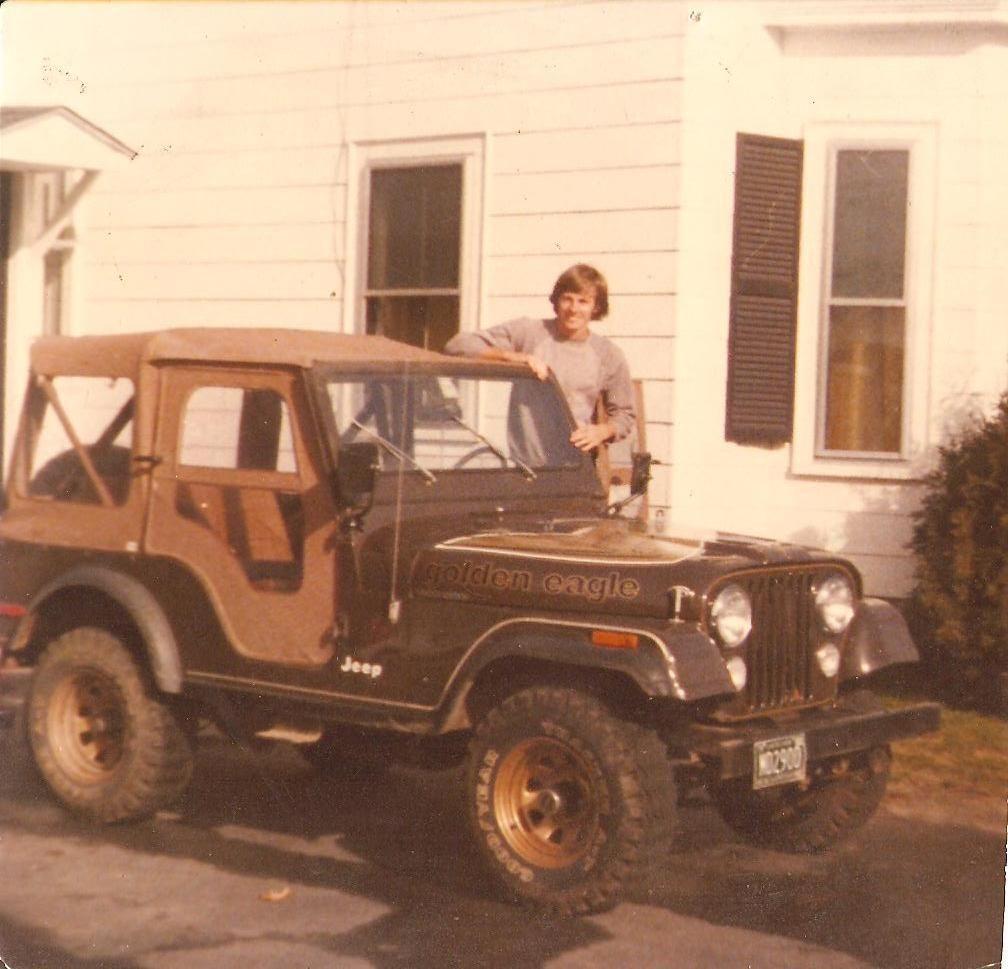 Golden Eagle Cj Jeep Cj Jeep Cj5 Jeep