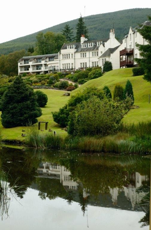 Macdonald Forest Hills Spa Hotel In Aberfoyle Scotland
