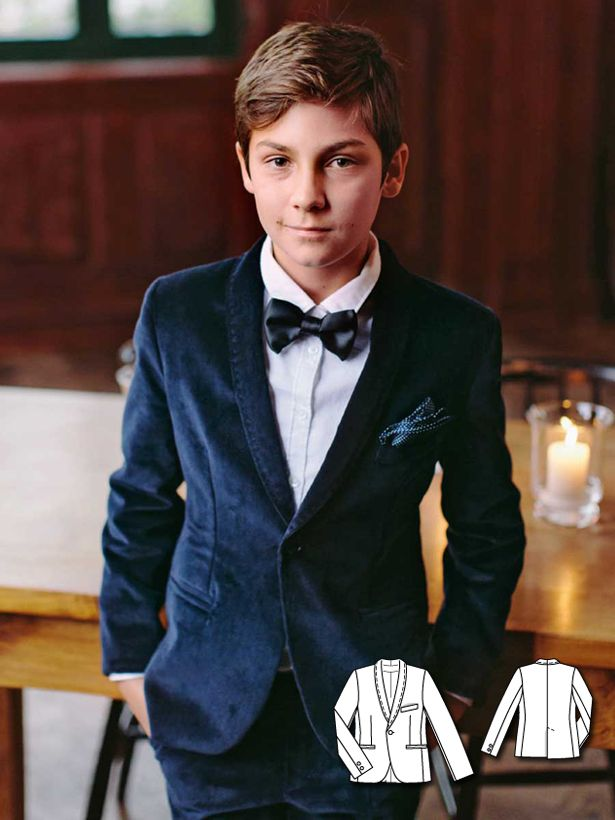 Sunday School: 6 New Kid\'s Sewing Patterns