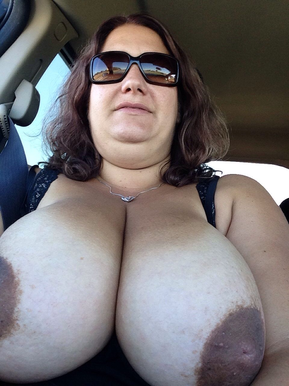 """Huge Nipples Ele love-real-wife-posts: """"what a great set of tits on this hot slut"""