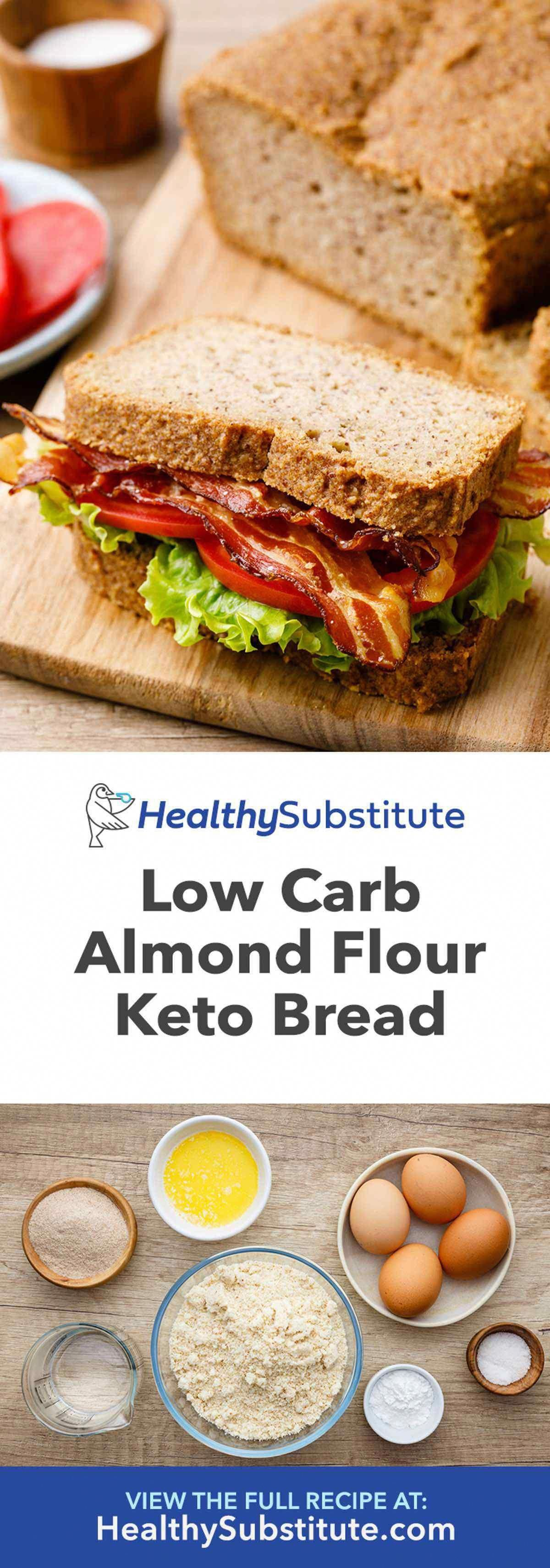 Keto Bread Recipe Without Xanthan Gum # ...