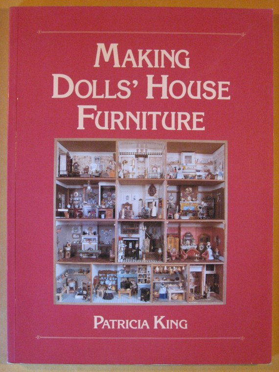 Making Dolls' House Furniture by Patricia King | Products
