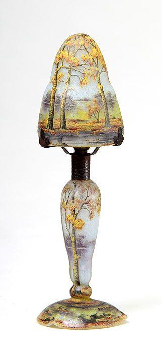 Daum-Lamp...GORGEOUS