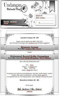 Download Undangan Walimatul Ursy format Docx | Everything ...