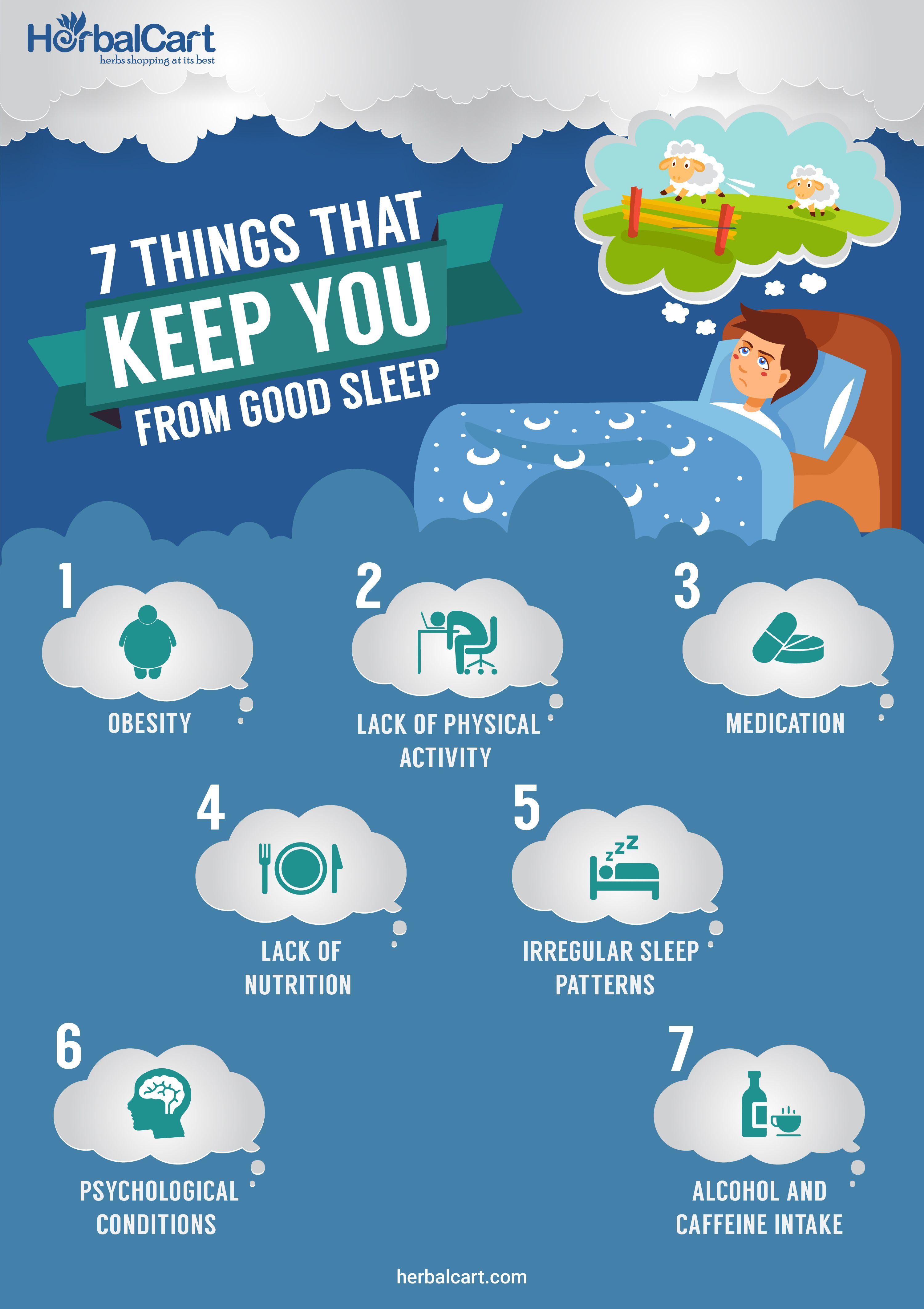 Sleep health illustration