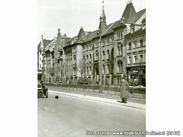 Paul Gerhardt Stift Berlin Geschichte Bilder Historische Bilder