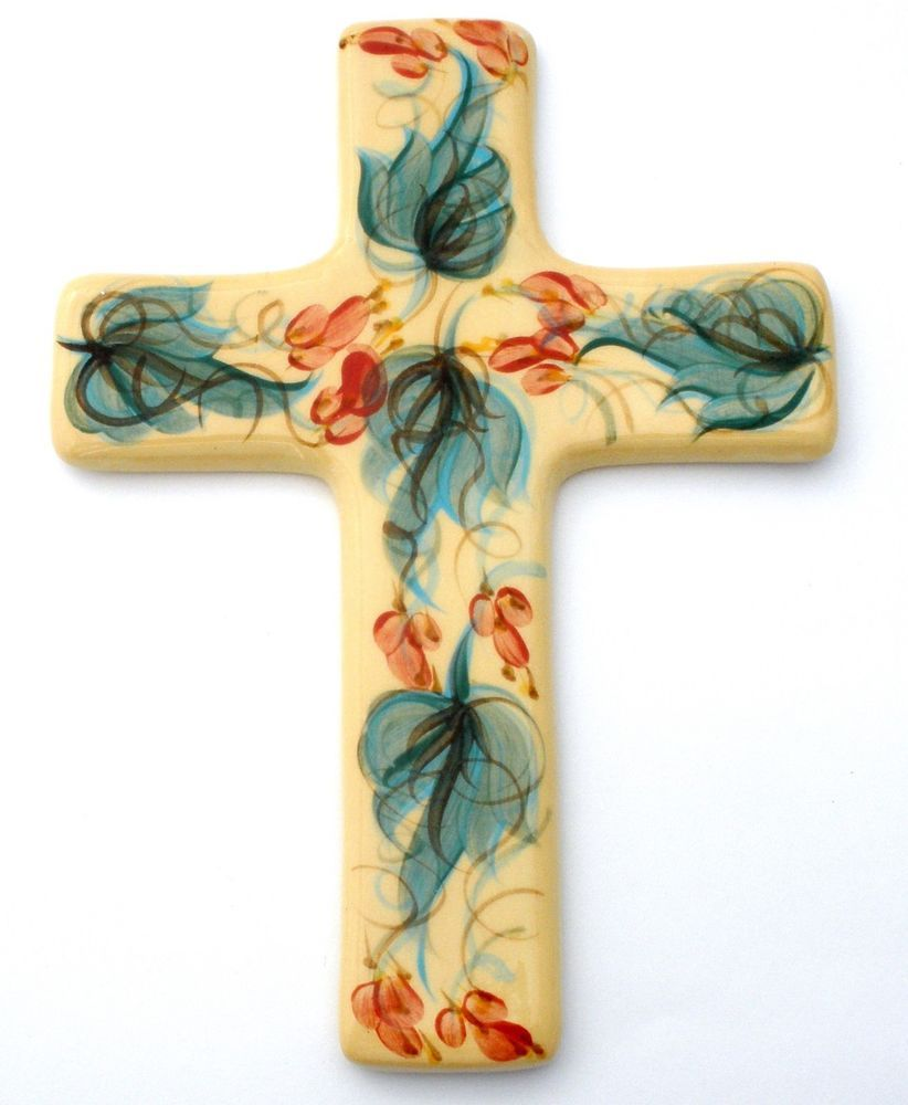 Nice Rustic Cross Wall Decor Component - Art & Wall Decor ...