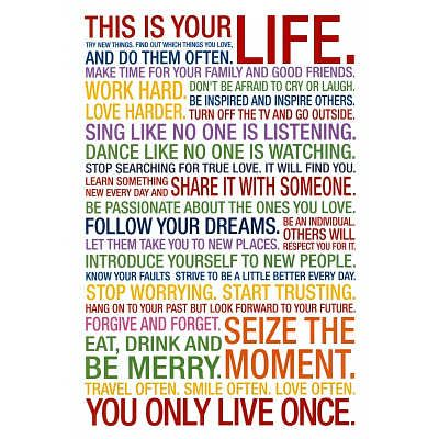 Creative Manifesto Inspirational Pinterest Quotes Delectable Life Quote Poster