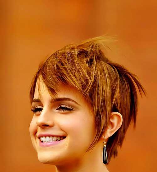 Les 25 Meilleures Idu00e9es De La Catu00e9gorie Coiffures Emma Watson Sur Pinterest | Cheveux Emma ...