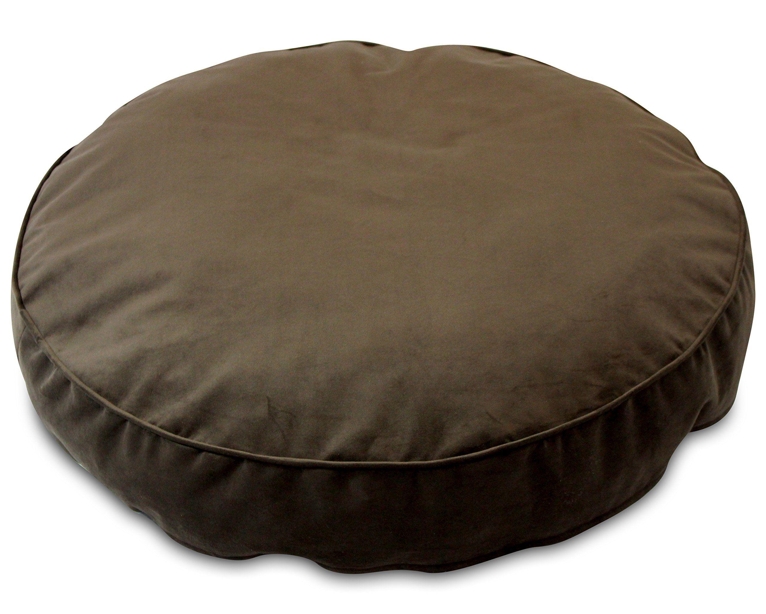Oliver DogBedIdeas Dog bed, Round dog bed, Dog bed large