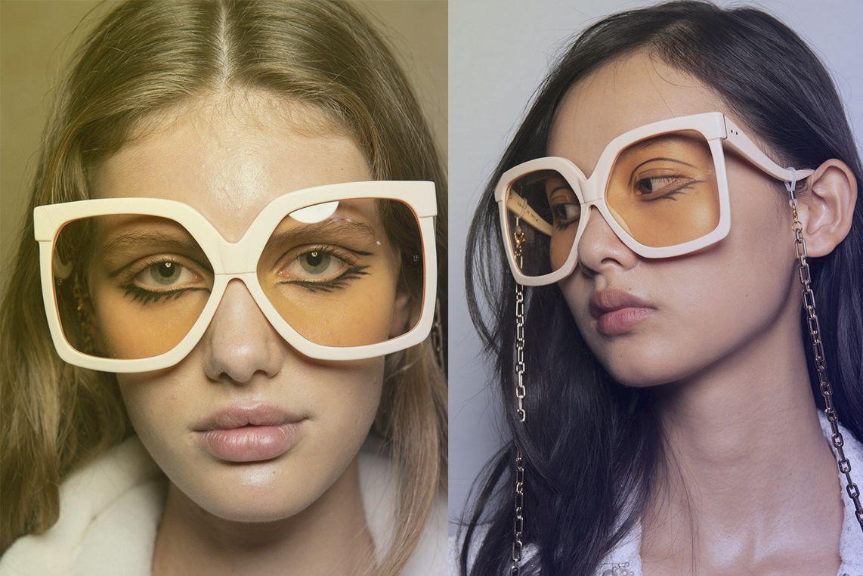 نظارات شمسية بيضاء آخر موضة لصيف 2020 بحسب شكل الوجه بتوقيت بيروت اخبار لبنان و العالم Sunglasses Women Sunglasses Women