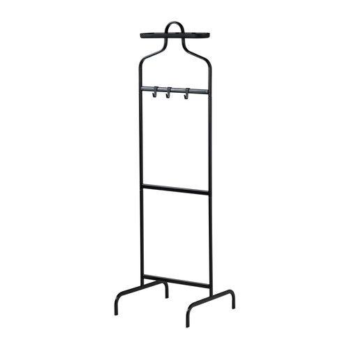Ikea Mulig Dressboy Zwart 3 Haken Voor Riemen Stropdassen