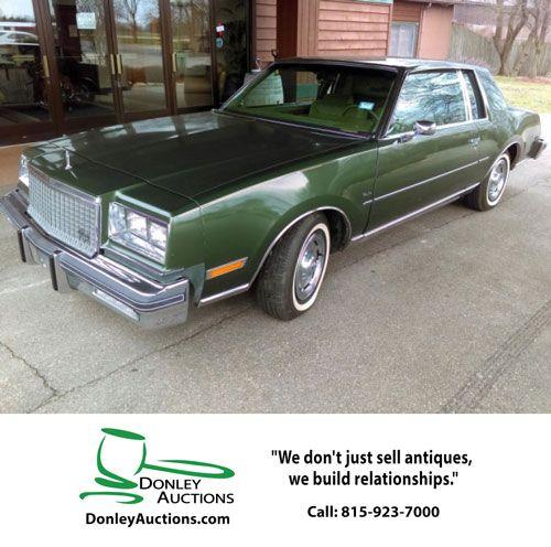 Buick Regal 2 Door Coupe: 1980 Buick Regal Lot # 237 (Sale Order: 183 Of 259) 1980