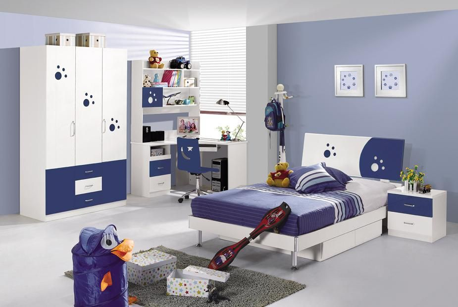 Awesome Kids Bedroom Furniture Sets Design, A The furniture is