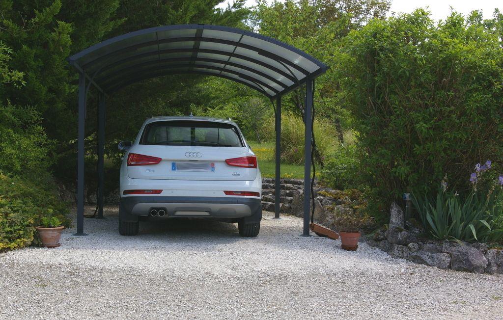 Épinglé sur Abris voiture et carport en métal